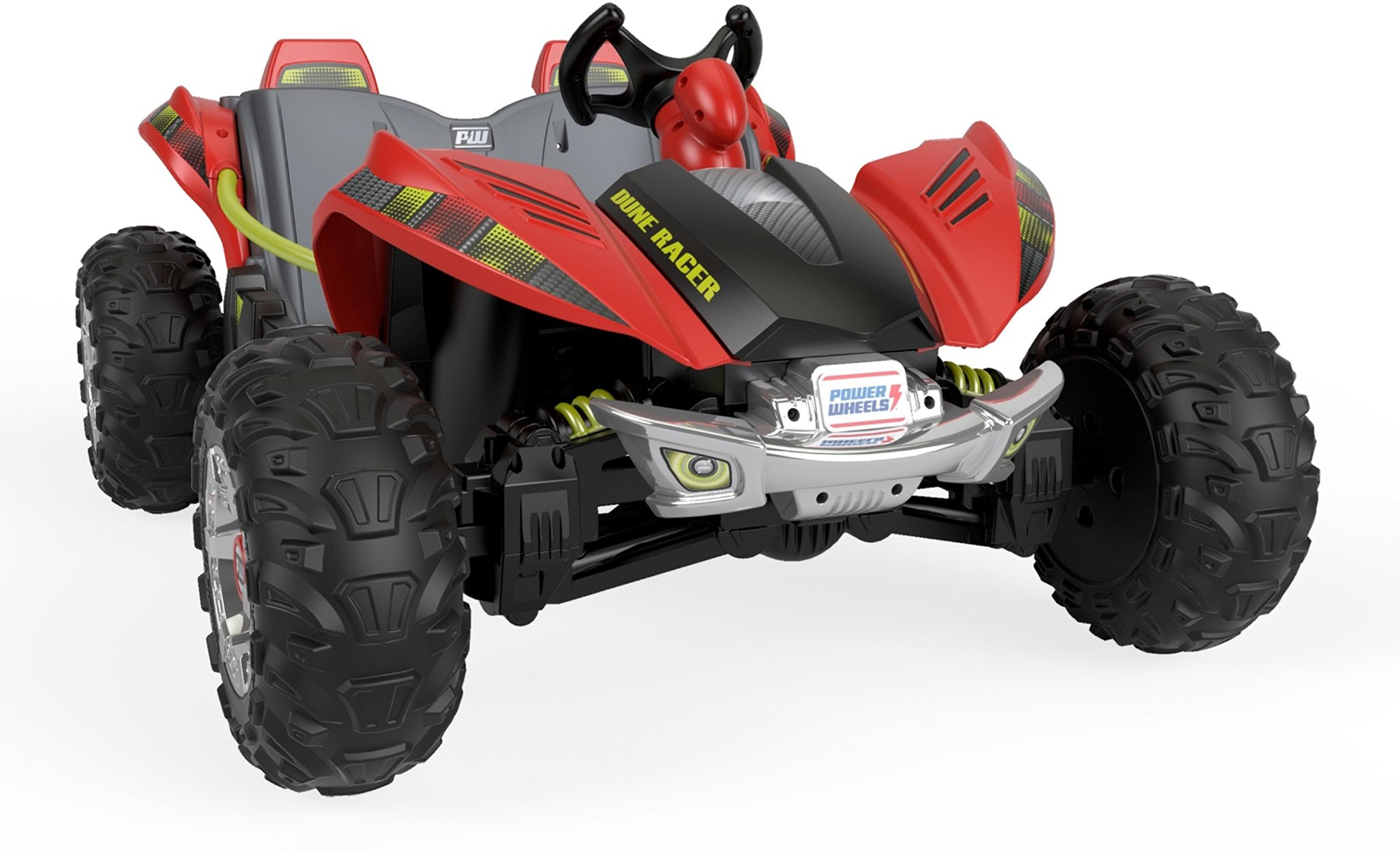 Power Wheels Dune Racer, Fire Red by Fisher-Price (Image #6)