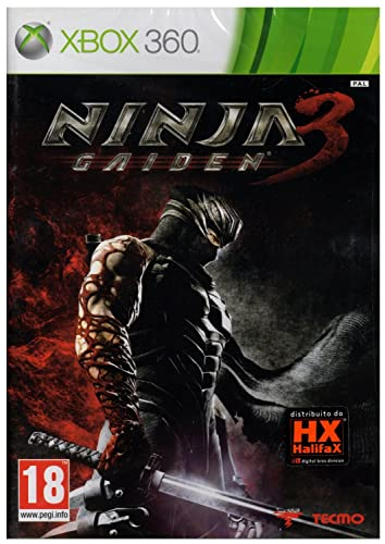 Amazon.com: Xbox 360 - Ninja Gaiden - [PAL EU - NO NTSC ...