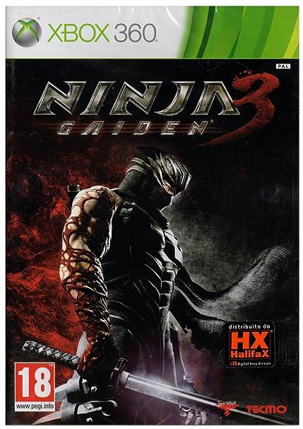 Amazon.com: Xbox 360 - Ninja Gaiden - [PAL EU - NO NTSC ...