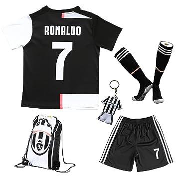 Amazon.com: BIRDBOX C.Ronaldo 7 - Juego de camiseta y ...