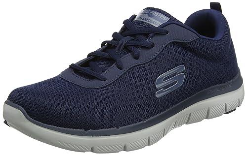 Neue Skechers Schuhe, Sneaker, Gr. 8, schwarz