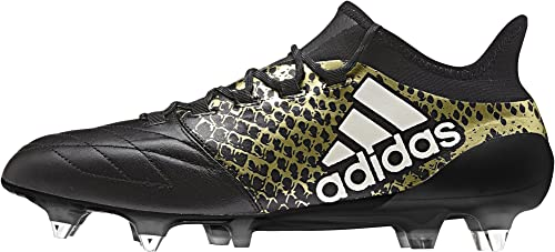 adidas X 16.1 FG Leather, Chaussures de Football Homme