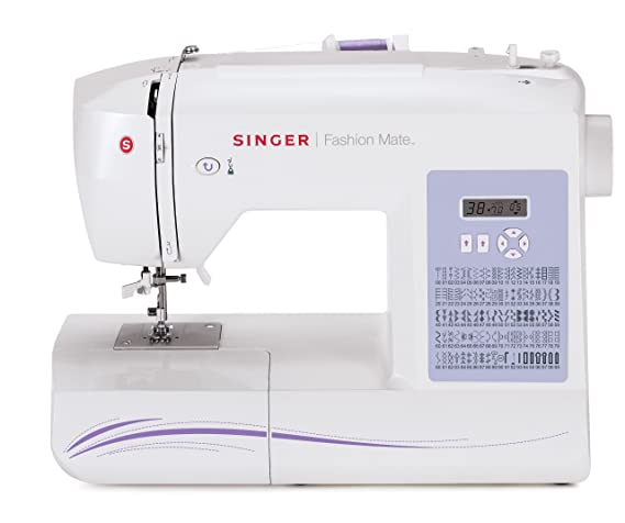 Amazon Singer 40 Fashion Mate Handy Sewing Machine Cool Singer Fashion Mate Sewing Machine 5500