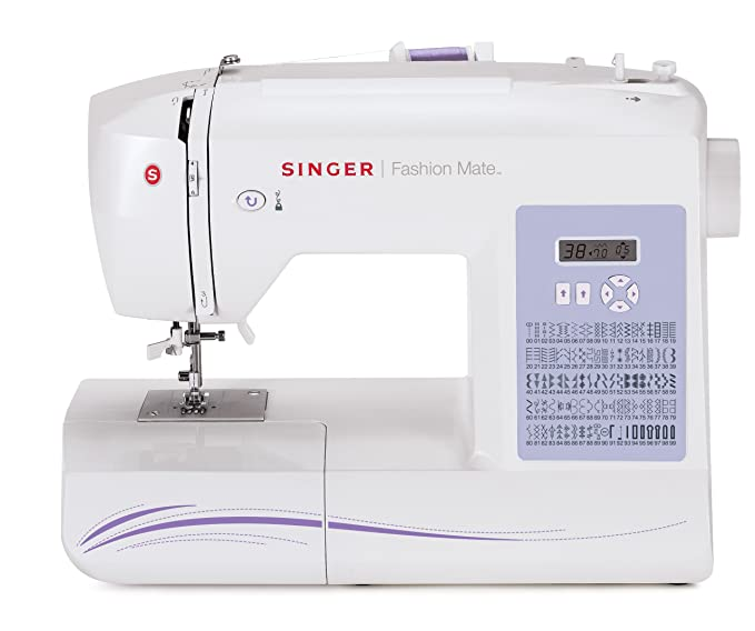 Singer Fashion Mate Sewing Machine 5500