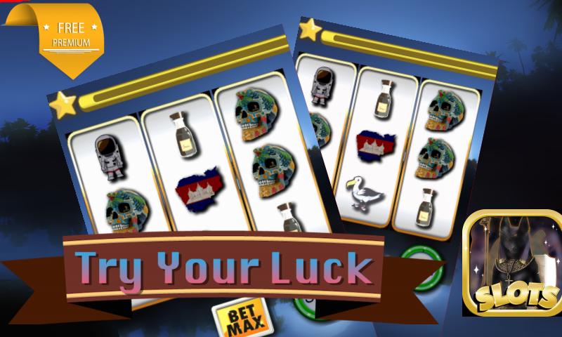 Charlestown casino slots