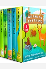 We Can Do Anything: Stories For Brave Little Kids (We Can Do! - Stories for Brave Little Kids) Kindle Edition