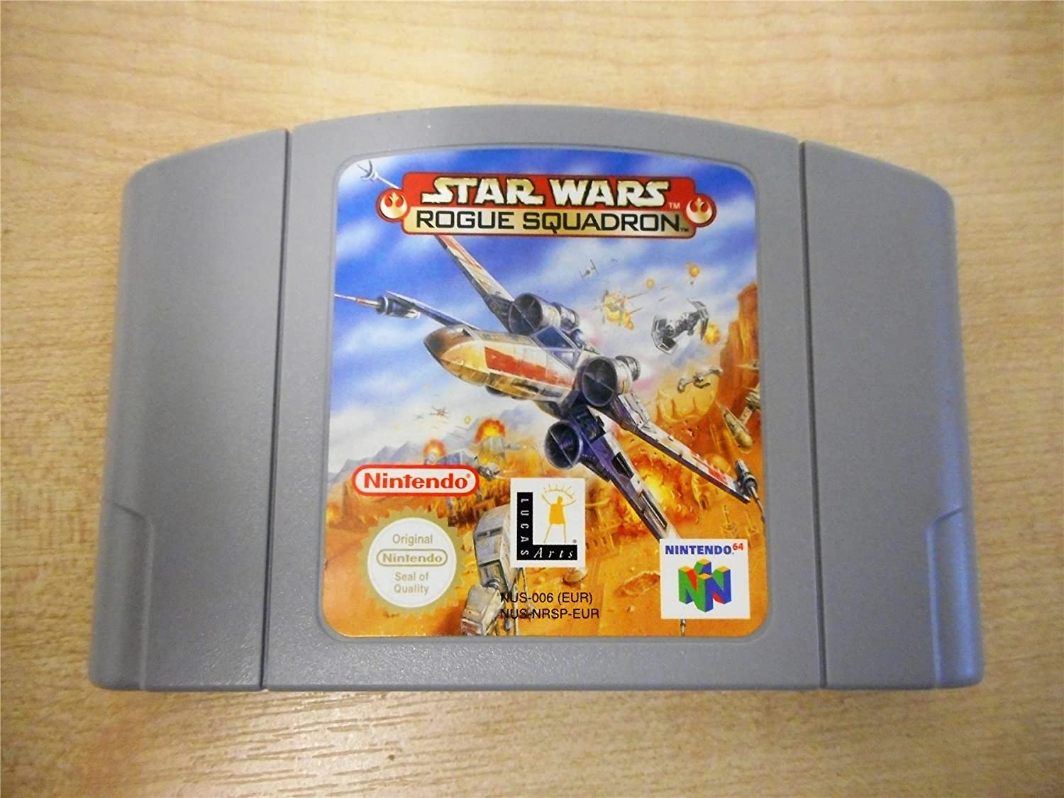 amazon com star wars rogue squadron video games