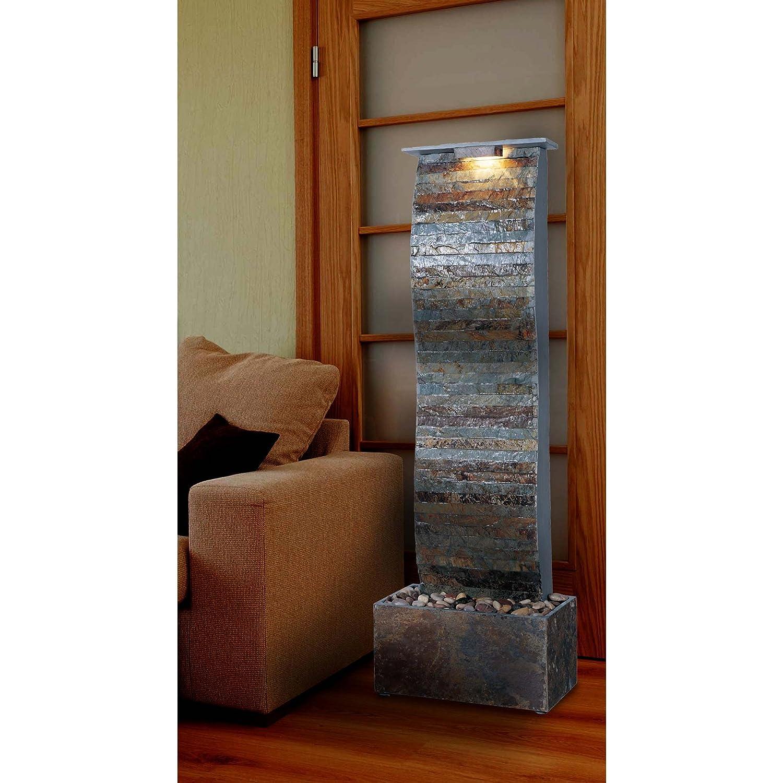 Amazon.com: Kenroy Home #50251SL Curvature Indoor/Outdoor Floor ...