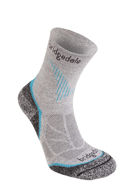 BridgedaleWomens CoolFusion Run Qwik Socks