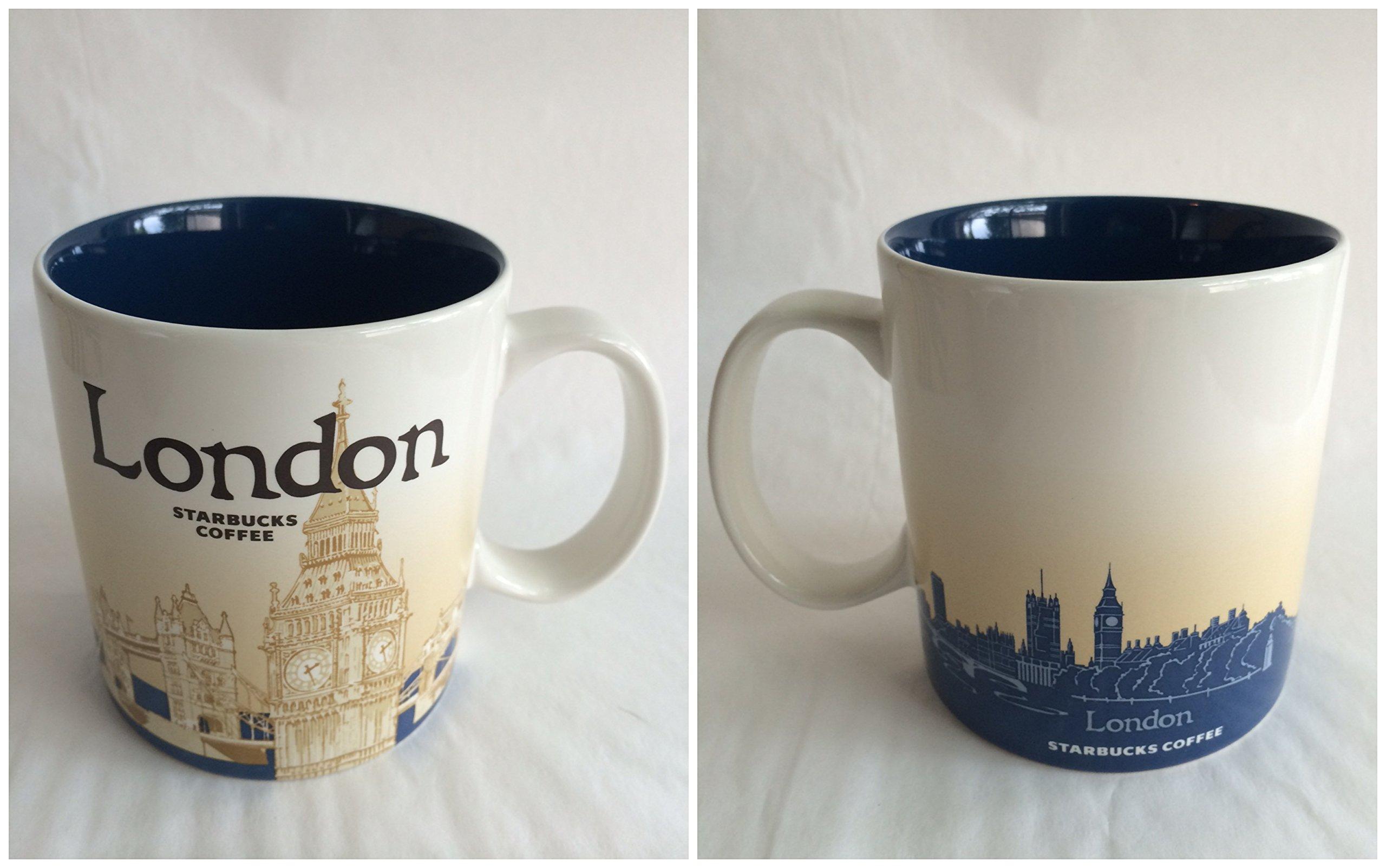 Starbucks Global Icon London Collectors Coffee Mug