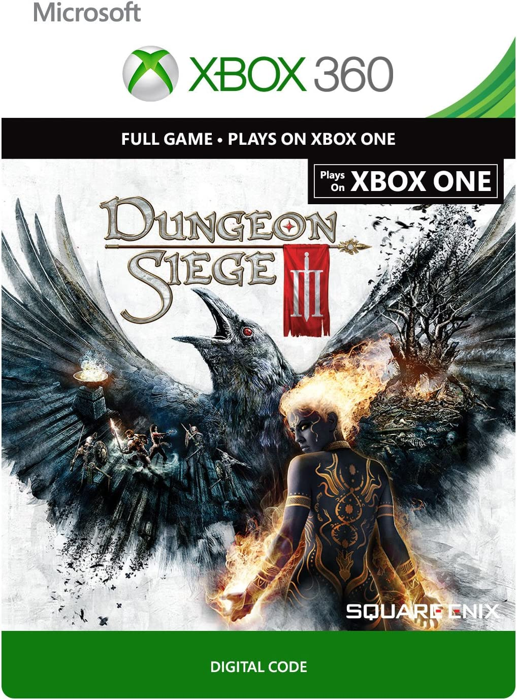 Amazon.com: Dungeon Siege III - Xbox 360 / Xbox One Digital ...