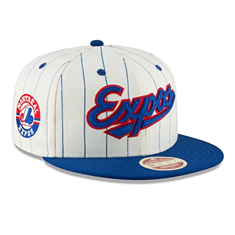 buy popular 2bb06 c32d2 Image Unavailable. Image not available for. Color  New Era 950 Montreal  Expos ...