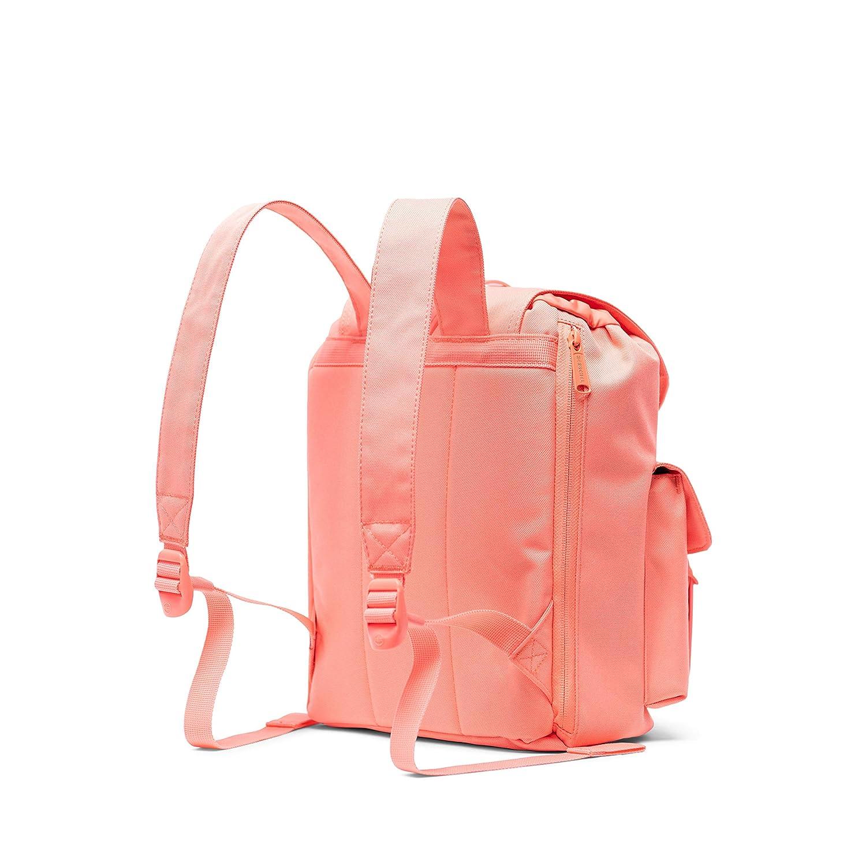 9b0515fb2b3 Herschel Dawson Small Fresh Salmon Backpack 10301-02728-OS  Amazon.co.uk   Clothing