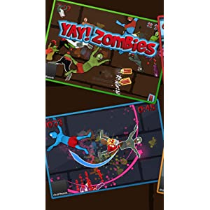 Yay! Slice Zombies: Amazon.es: Appstore para Android
