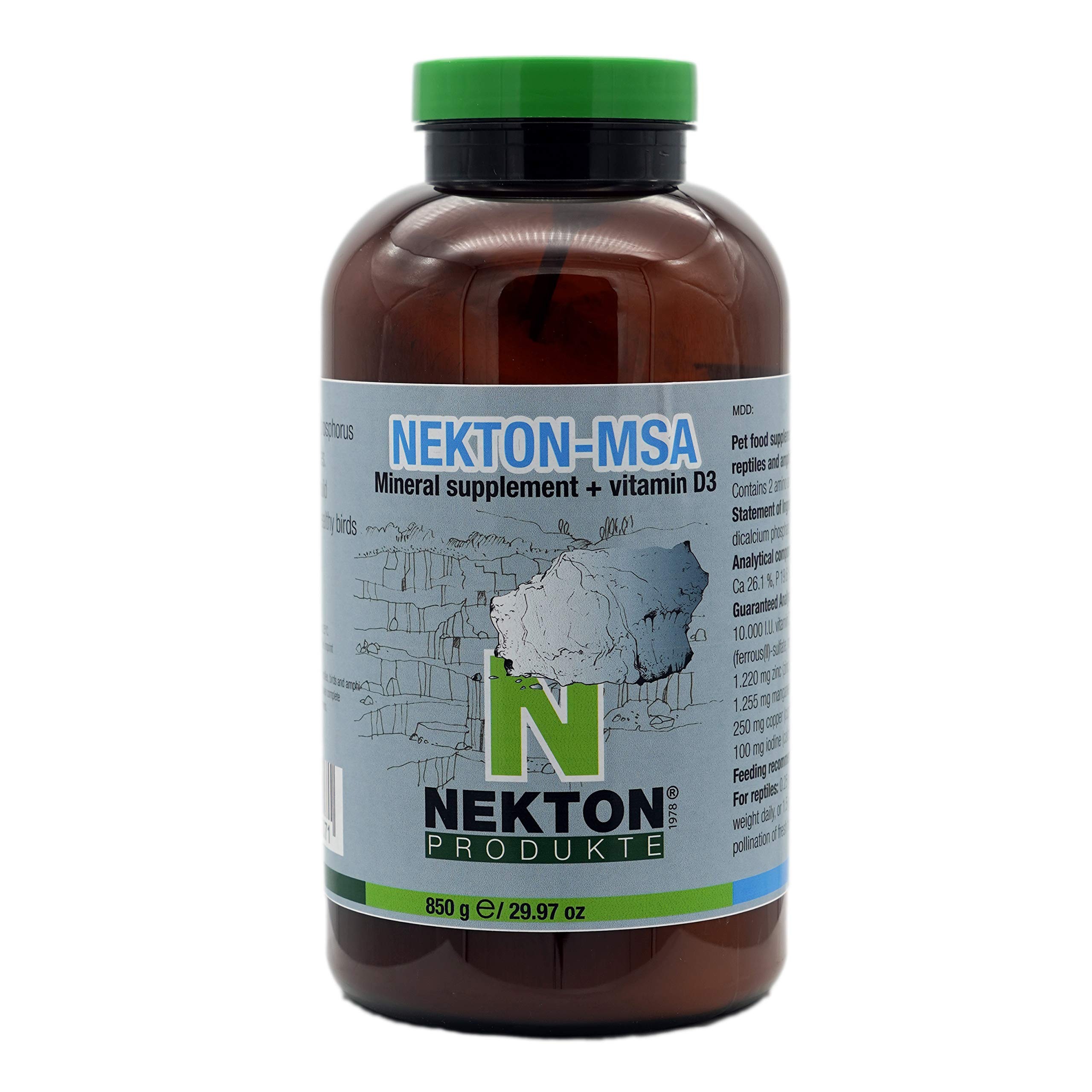Nekton MSA Mineral Preparation 850 g, XXL