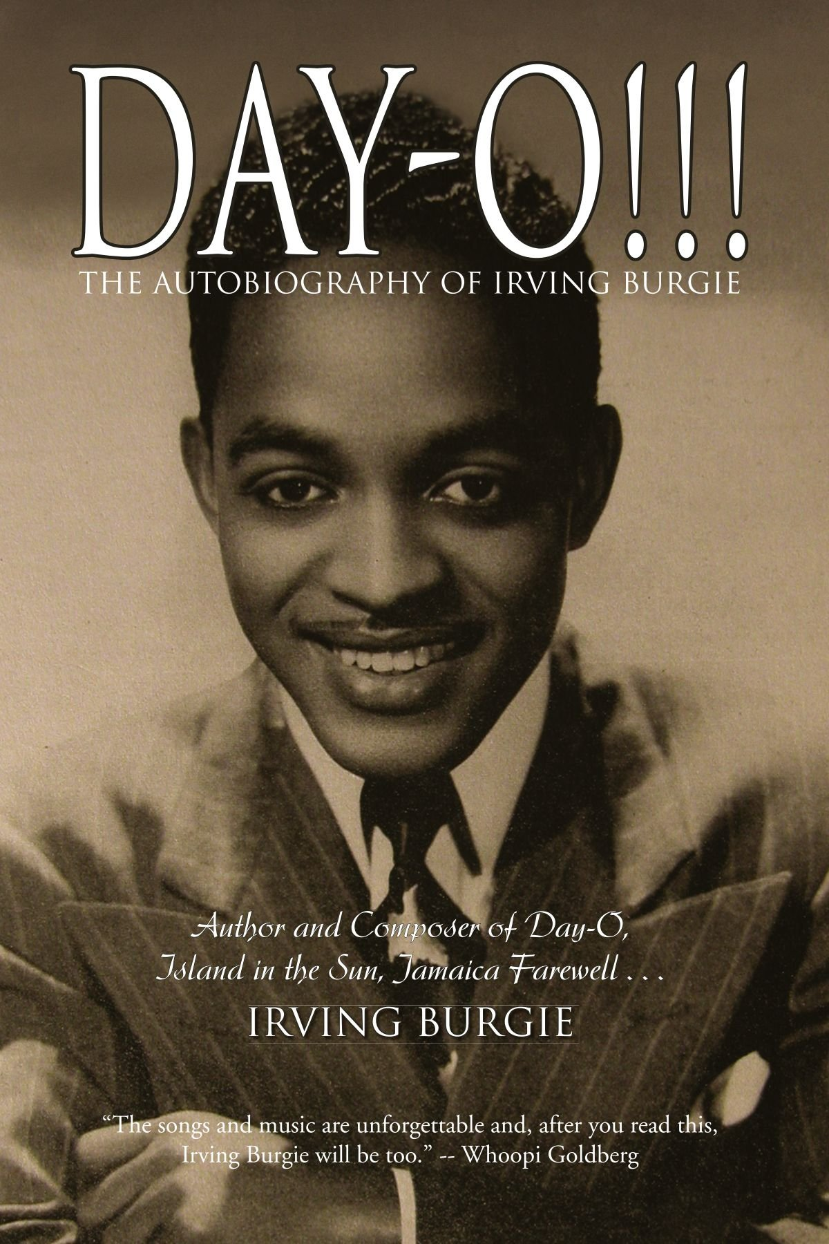 Image result for day-o the autobiography of irving burgie