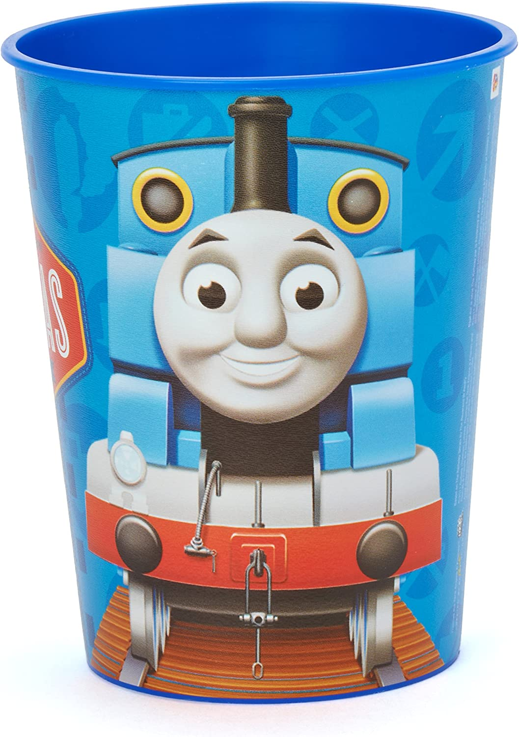 Thomas The Tank Train Lot of 12 16oz Party Plastic Cup ~Party Favor Supplies