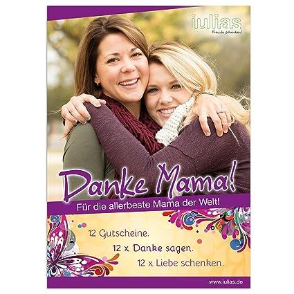 Danke Mama!, 12 notas de regalo para tu madre [en idioma ...