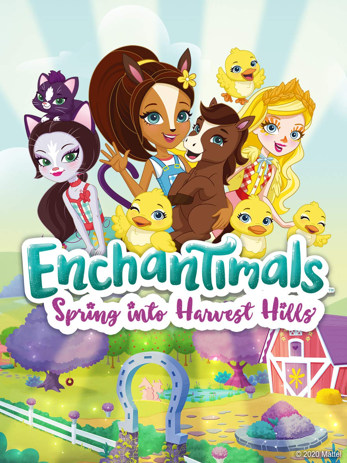 Enchantimals Spring into Harvest Hills on Amazon Prime Video UK