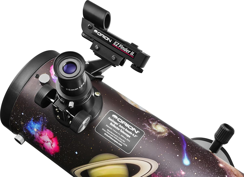 Orion funscope astro dazzle 11 4 cm reflektor: amazon.de: kamera