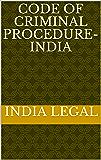 Code of Criminal Procedure-India