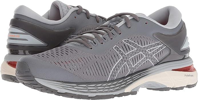 Asics - Gel-Kayano 25 - Zapatillas de running para mujer., Gris ...