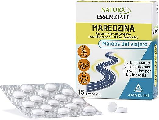 Mareozina - 15 Comprimidos: Amazon.es: Salud y cuidado personal