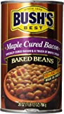 Bush's Best Maple Cured Bacon Baked Beans 28 oz