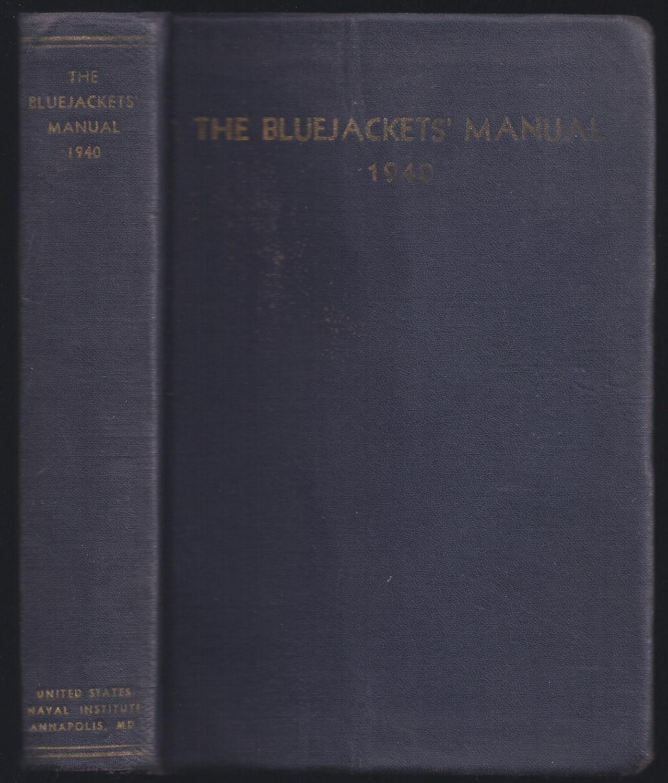 The Bluejackets' Manual: United States Navy: United States Navy:  Amazon.com: Books