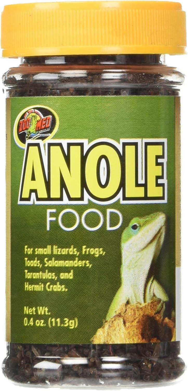 Zoo Med Anole Food, 0.4 Ounces Each