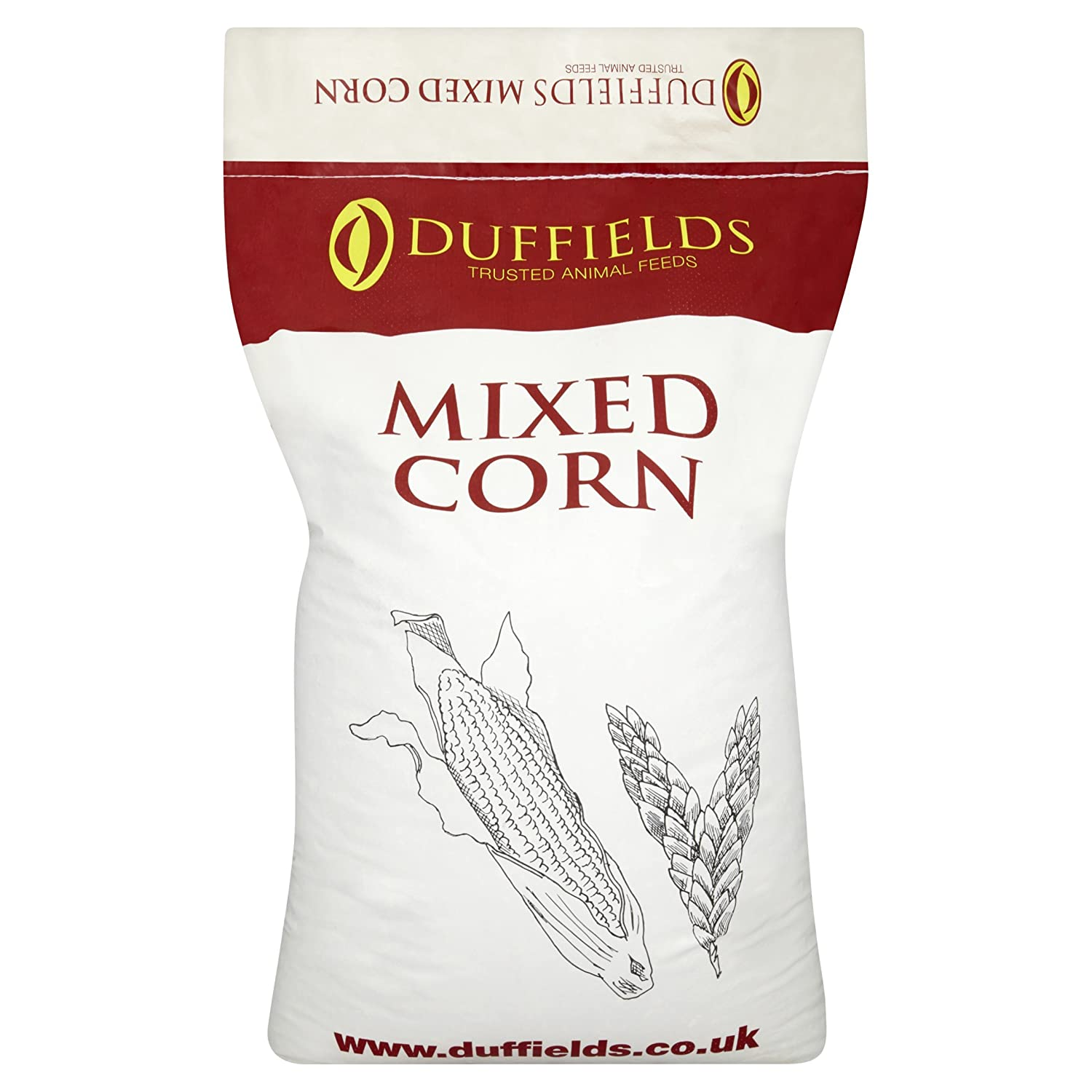 Duffields Mixed Poultry Corn WL Duffields