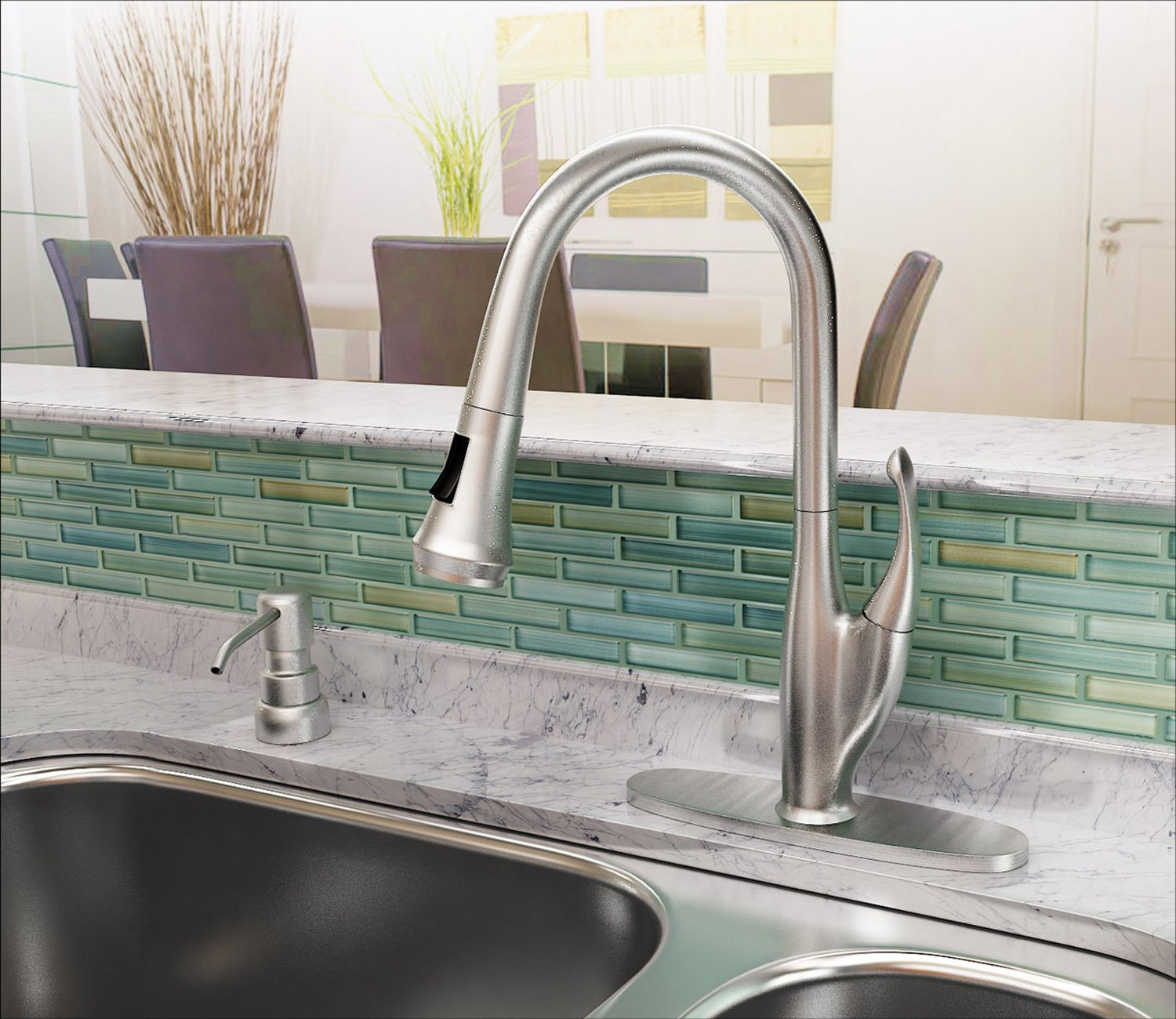 SPECIAL PRICING Kitchen Classics Best Stainless Steel Sink Soap