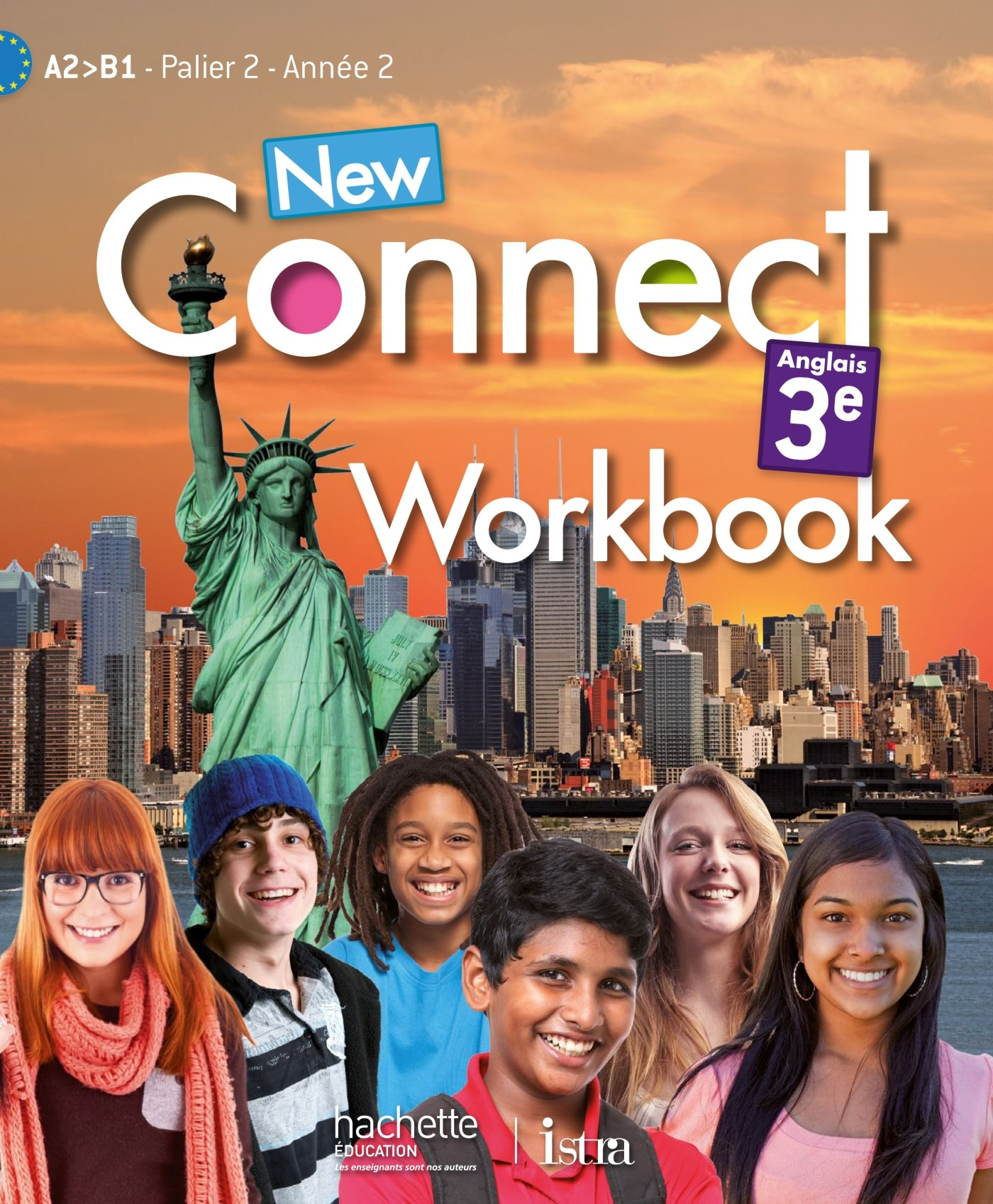 New Connect 3e Palier 2 Annee 2 Anglais Workbook