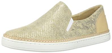 6689e1fdb8a Amazon.com | UGG Women's Adley Perf Stardust Sneaker | Fashion Sneakers