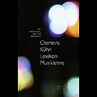 Lexikon Musiklehre: Ein Nachschlage-, Lese- und Arbeitsbuch (German Edition) book cover