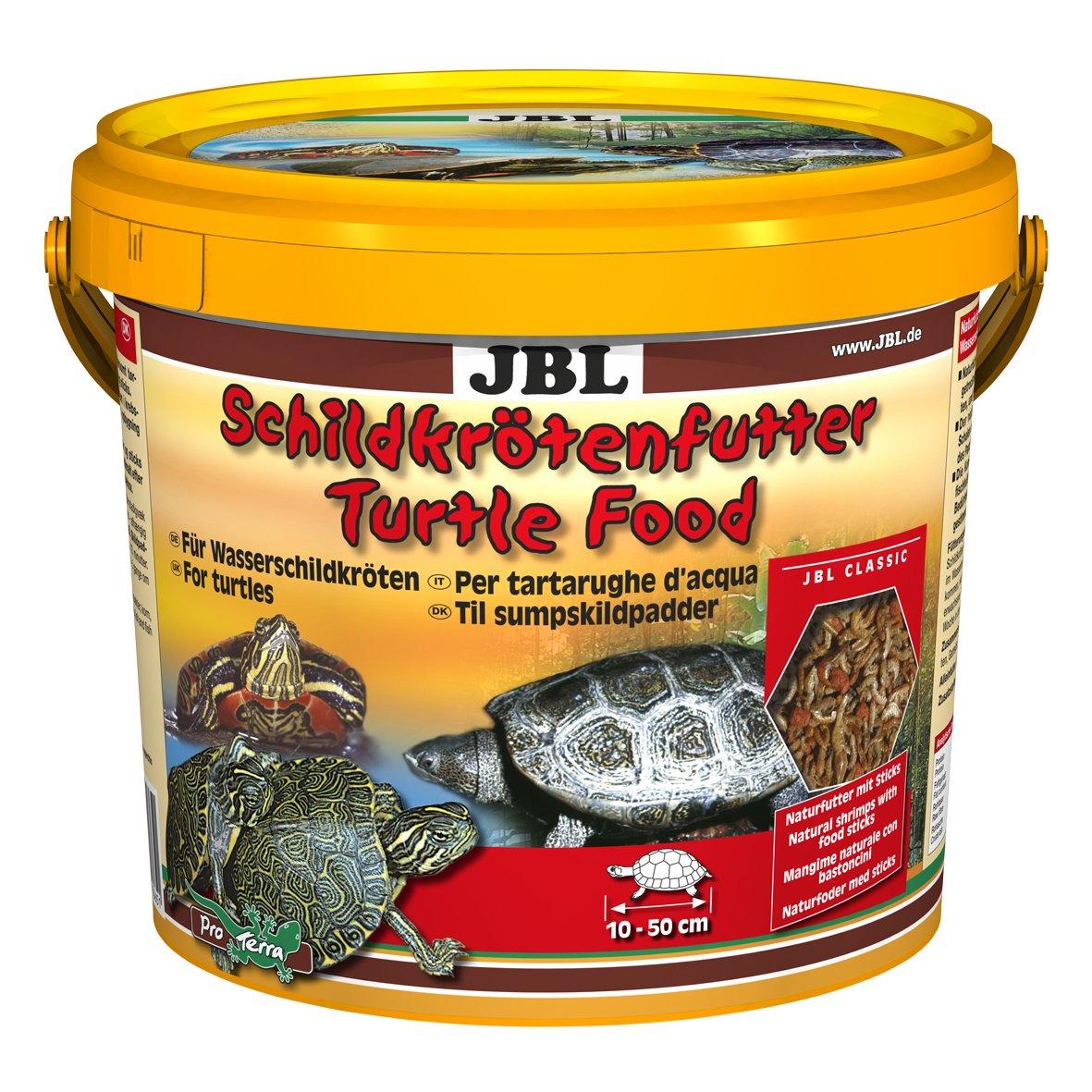 JBL Nourriture pour Tortue Aquariophilie 2, 5 L J7036581 18599