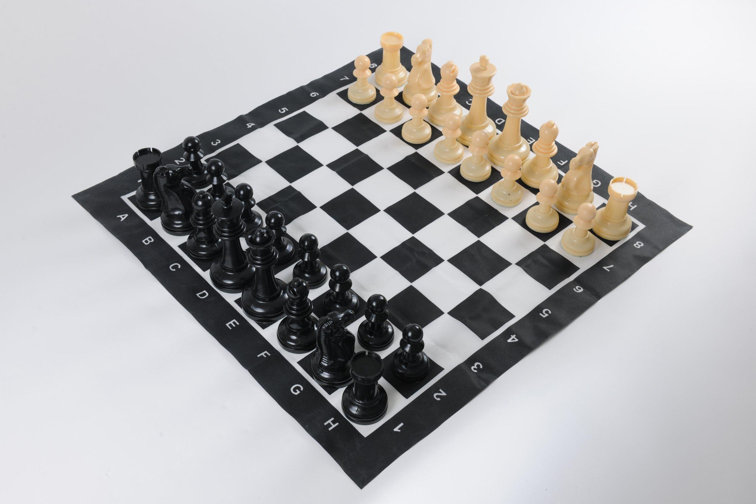 Traditional Garden Games Garden Chess by Traditional Garden Games (Image #5)