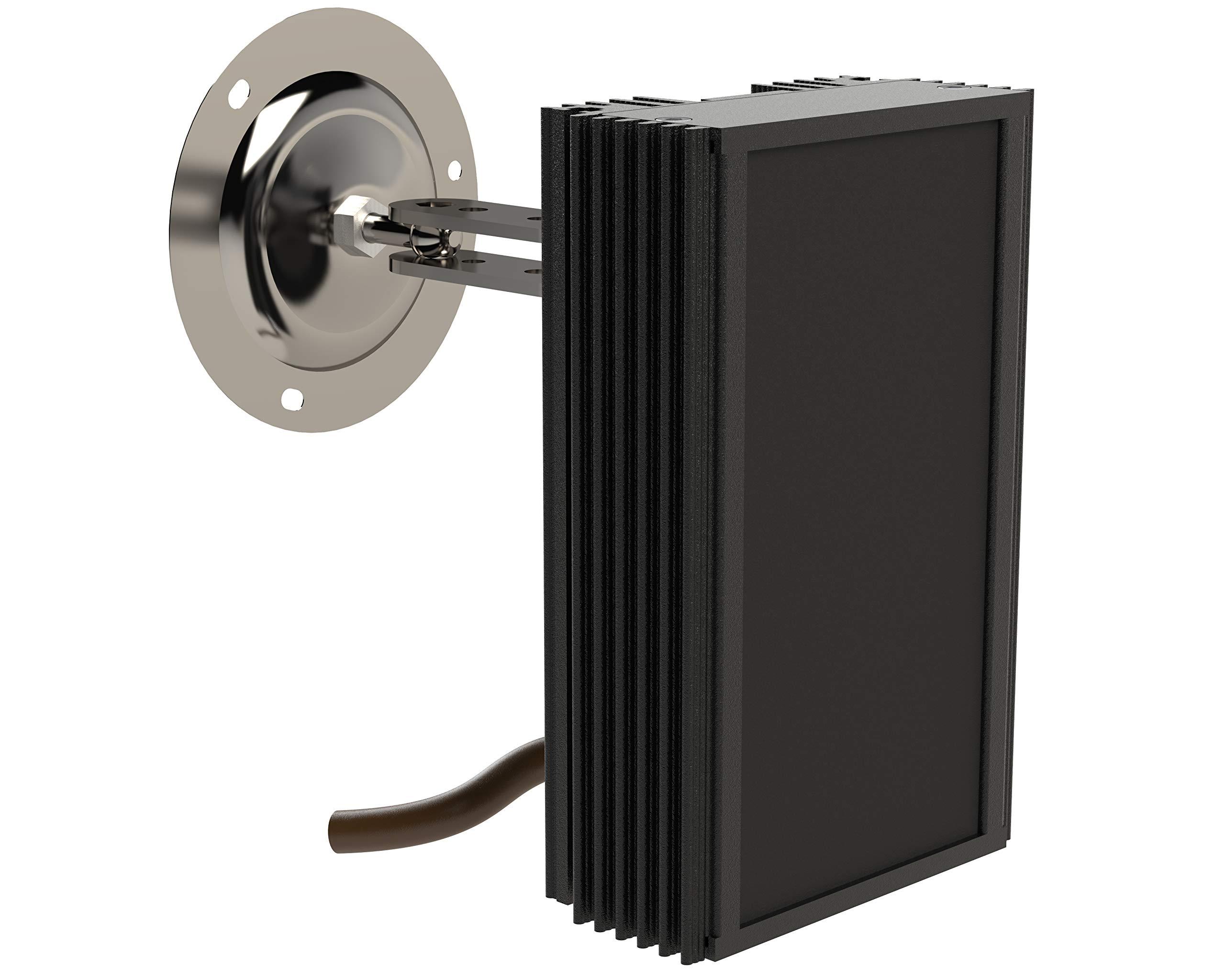 Infrared Illuminator Microlight IR Helios XXL-90/70 90deg Wide Angle up to 150ft Night Vision Outdoor IP67