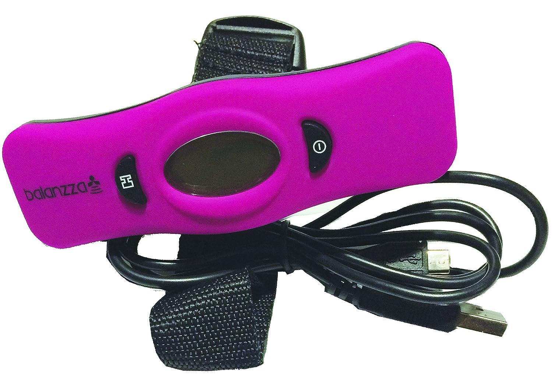 BZ400U 5 years,Black,One Size Balanzza MINI USB Rechargable Digital Luggage Scale Capacity with Backlight Display
