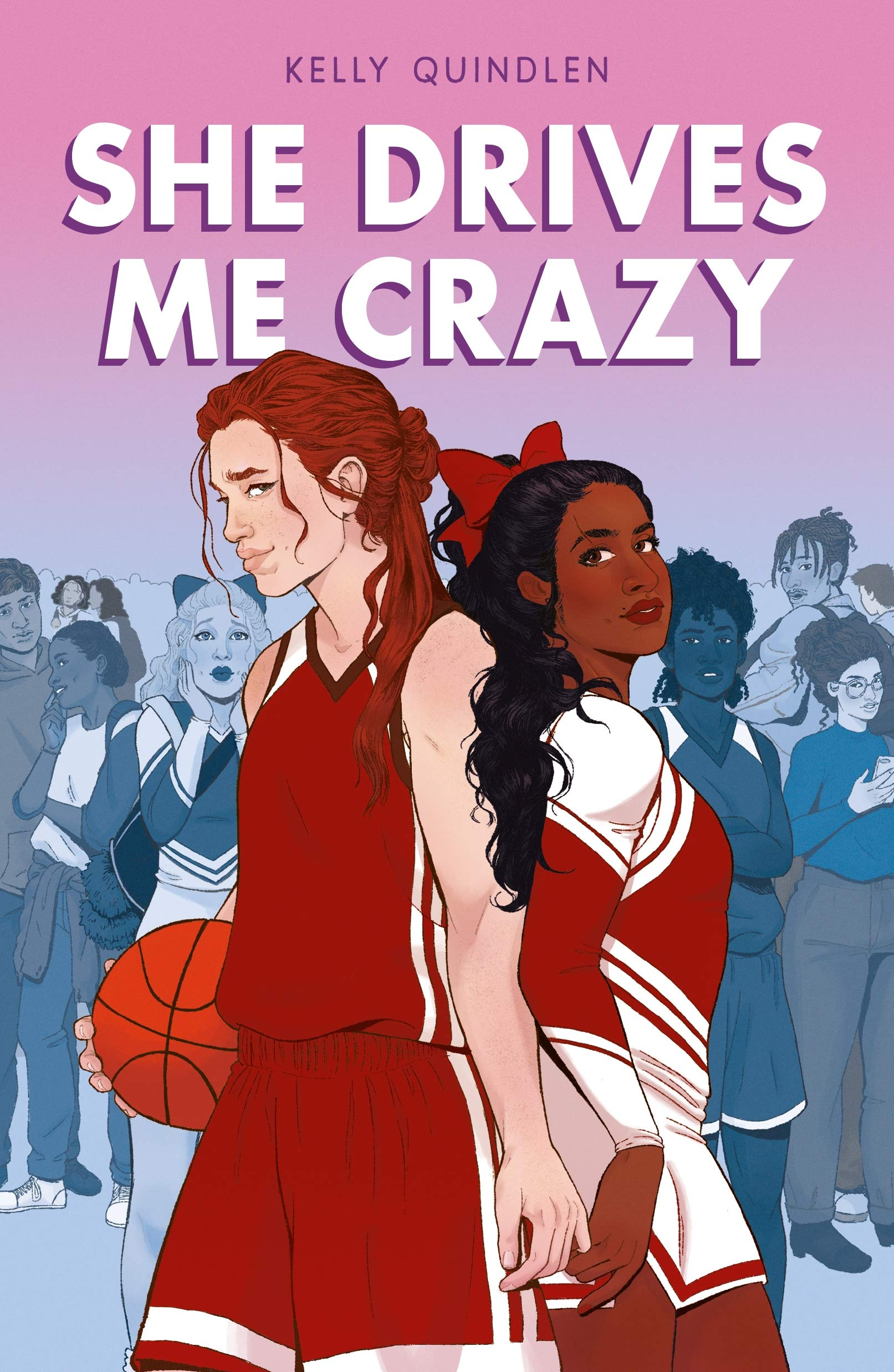 Amazon.com: She Drives Me Crazy (9781250209153): Quindlen, Kelly: Books