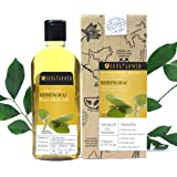 Soulflower Coldpressed Bhringraj Pure Herb Oil, Pure and Natural Hairfall Control Oil, Adds Shine and Volume to hair, controls Premature Graying, 6.77 fl.oz with Free Mini Travel Spray