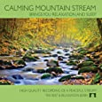 Calming Mountain Stream - Babbling Brook Nature Recording - Brings You Relaxation And Sleep - Nature's Perfect White Noise -