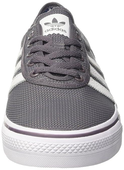 Adidas Adi-Ease, Zapatillas de Skateboard Unisex Adulto, Multicolor (Tragre/Ftwwht/Mysblu), 42 EU