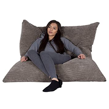 Amazonde Lounge Pug Riesen Sitzsack Xxl Sitzkissen Cord