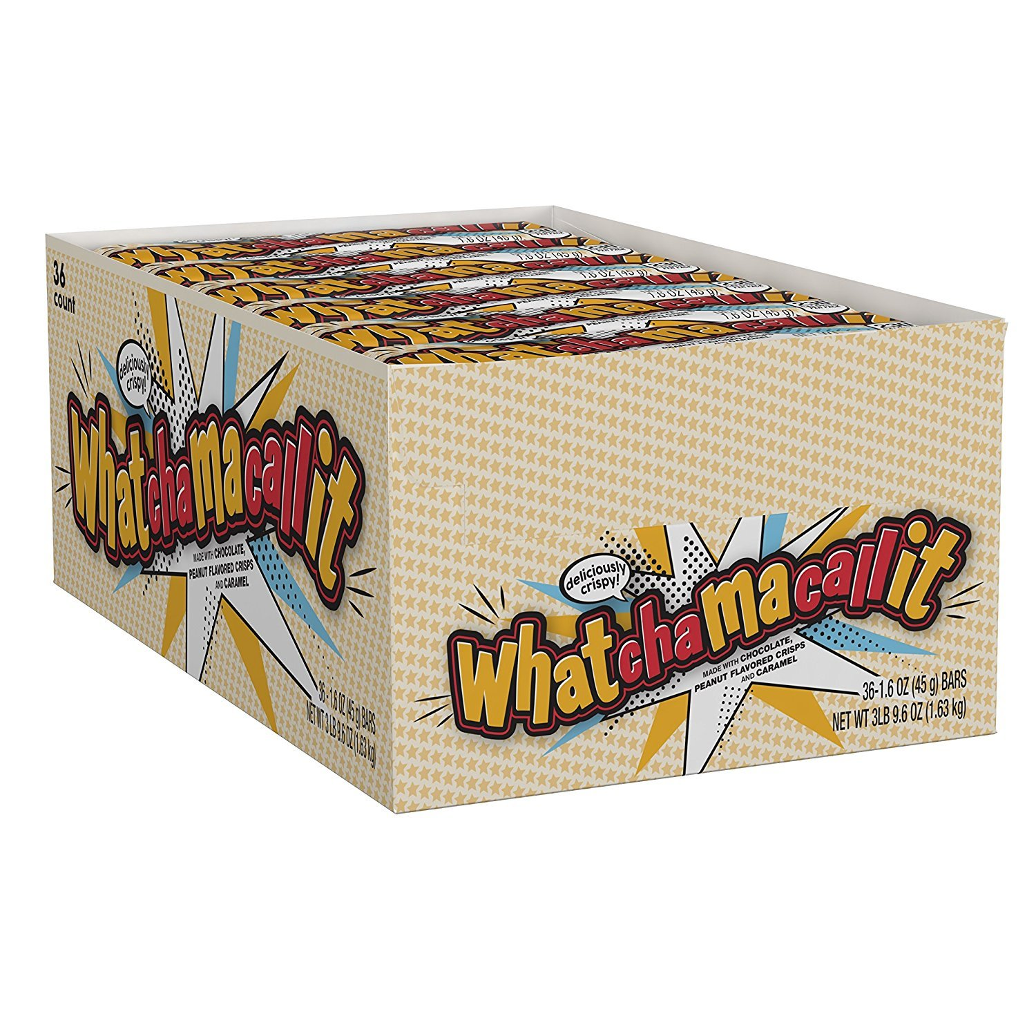 Whatchamacallit Candy Bar- 36 / Box by Whatchamacallit