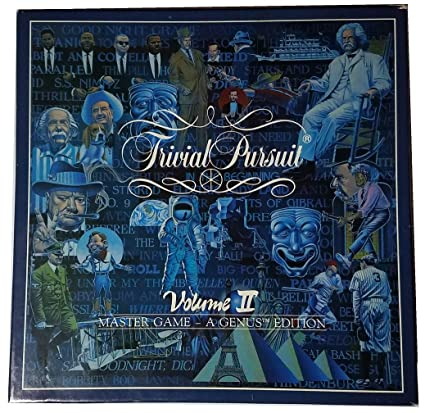 Amazon. Com: parker brothers trivial pursuit silver screen edition.