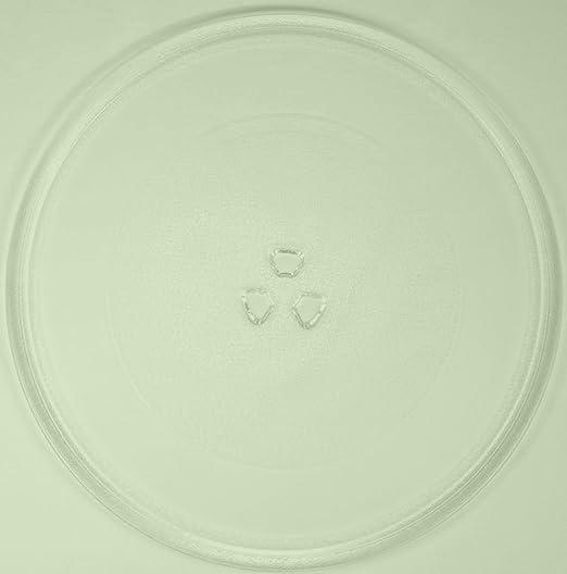 Microondas plato/Plato Giratorio/ - Plato de cristal para ...