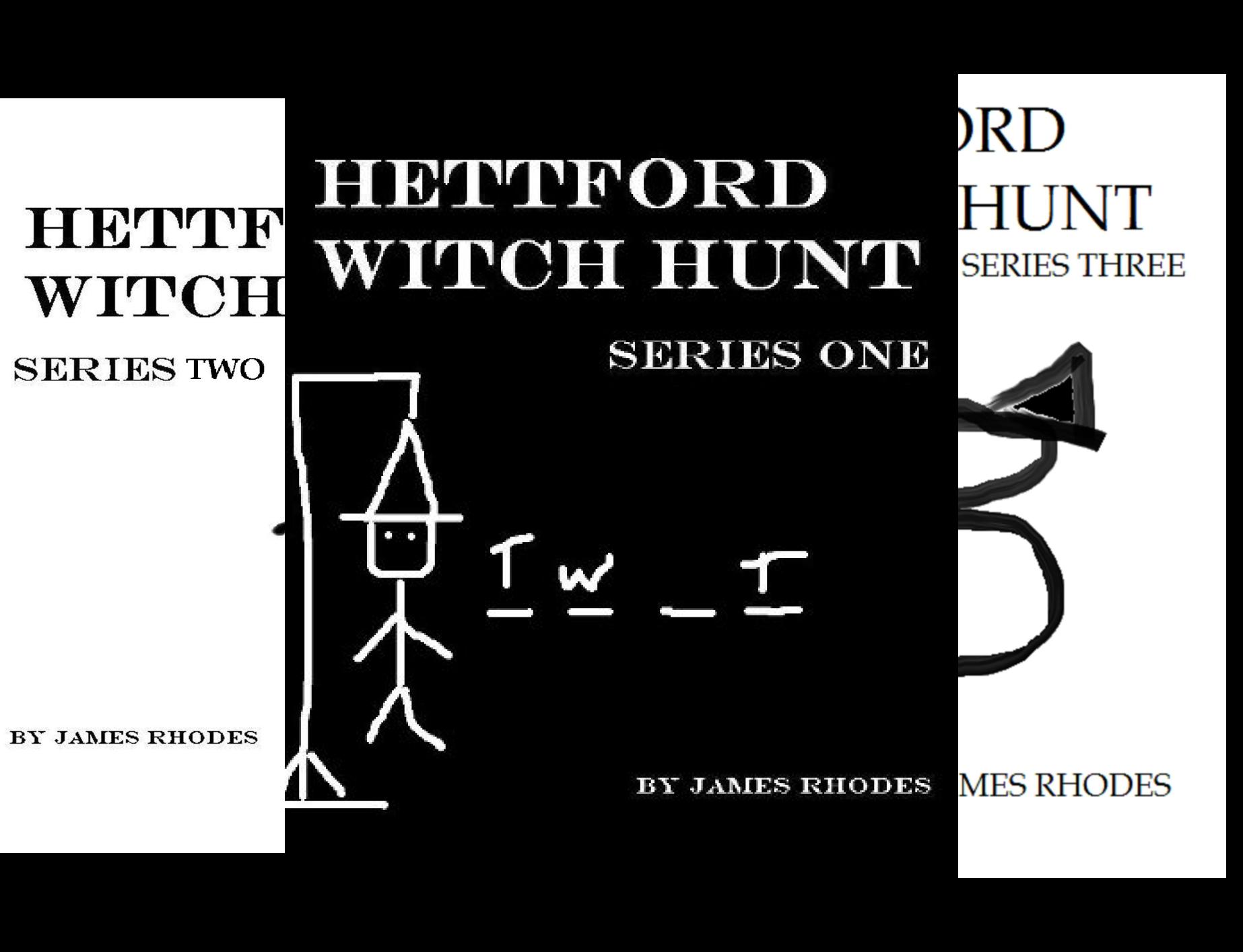 Hettford Witch Hunt (3 Book Series)
