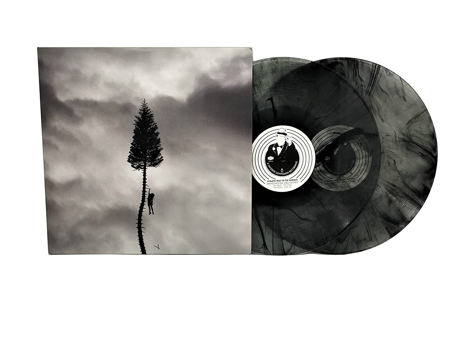 A Black Mile to the Surface (Limited Edition Clear W/ Black Swirl Colored  Vinyl): Amazon.de: Musik