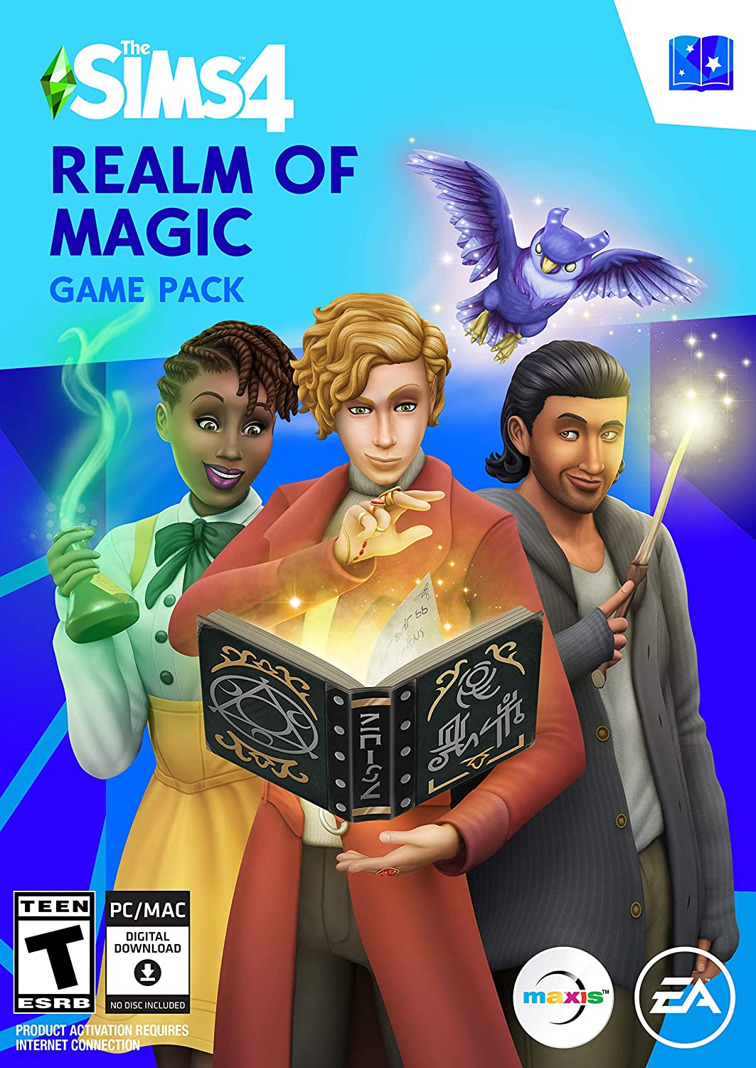 The Sims 4 - Realm of Magic [Online Game Code]